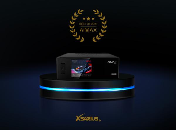 Nieuw: De Xsarius Aimax OTT
