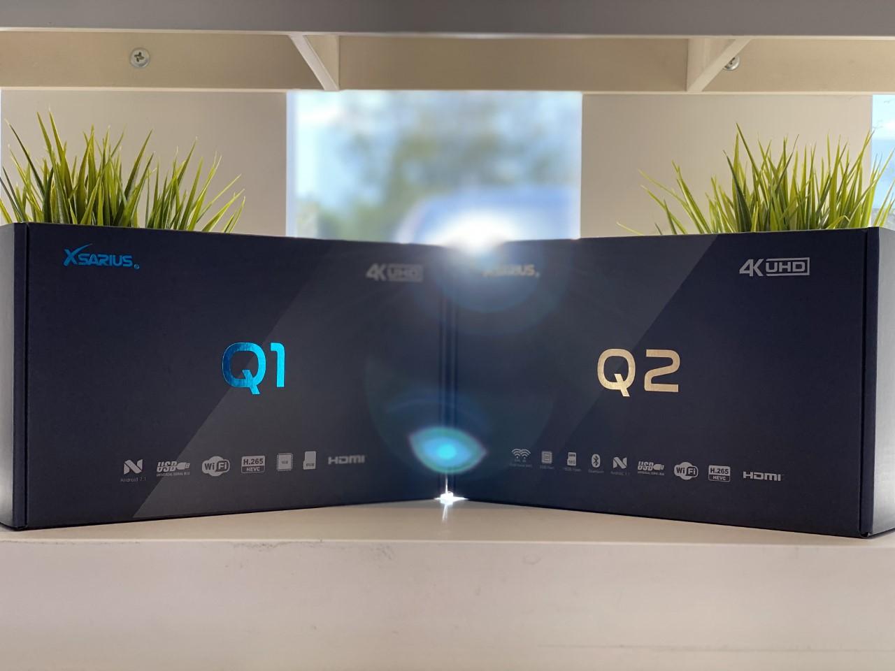 Xsarius Q1 and Q2 has been renewed!