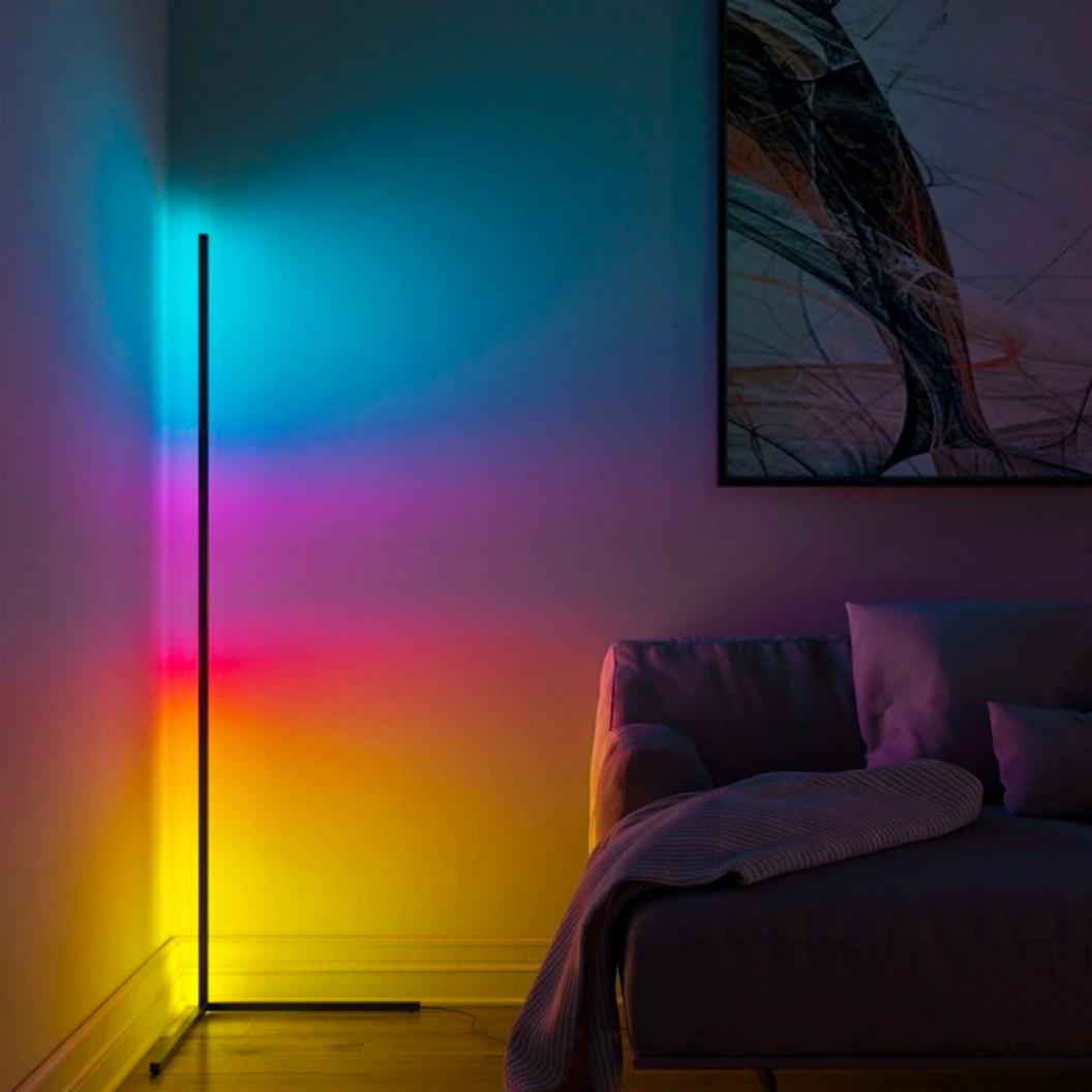 New: The Xsarius RGB Corner Lamp